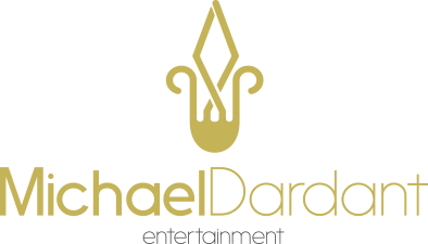 Michael Dardant Logo magic actor comedian